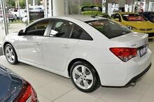 2015 Holden Cruze JH Series II MY15 SRi-V White 6 Speed Sports Automatic Sedan Ferntree Gully Knox Area Preview