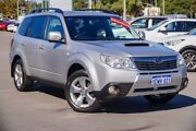 2009 Subaru Forester S3 MY09 XT AWD Premium Silver 4 Speed Sports Automatic Wagon Myaree Melville Area Preview