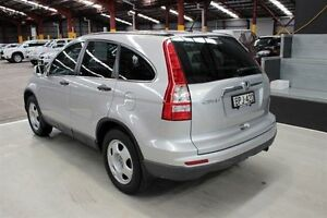 2010 Honda CR-V RE MY2010 4WD Silver 5 Speed Automatic Wagon Maryville Newcastle Area Preview