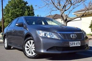 2013 Toyota Aurion GSV50R AT-X Grey 6 Speed Sports Automatic Sedan St Marys Mitcham Area Preview