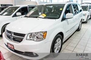 2017 Dodge Grand Caravan *** CREW WITH LEATHER***POWER SLIDING D