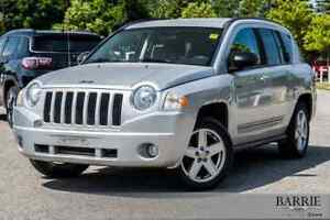 2010 Jeep Compass ***NORTH PACKAGE***4 CYLINDER***