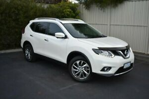 2016 Nissan X-Trail T32 Ti X-tronic 4WD Ivory Pearl 7 Speed Constant Variable Wagon Devonport Devonport Area Preview
