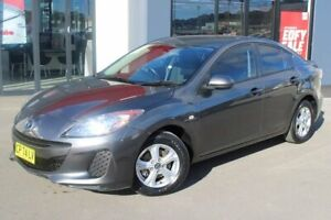 2012 Mazda 3 BL10F2 MY13 Neo Activematic Grey 5 Speed Sports Automatic Sedan Goulburn Goulburn City Preview