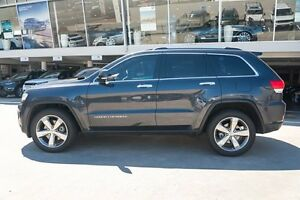 2013 Jeep Grand Cherokee WK MY2014 Limited Black 8 Speed Sports Automatic Wagon Brookvale Manly Area Preview