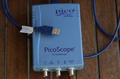 Picoscope 2205 digital USB oscilloscope