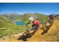 French Speaking Chalet Host, Tignes, French Alps , Summer. Part time in lieu of working holiday.