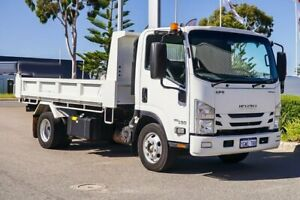 2017 Isuzu N Series White Tipper Welshpool Canning Area Preview