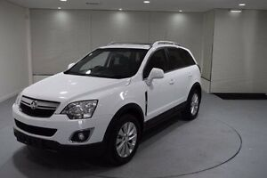 2014 Holden Captiva CG MY14 5 LT White 6 Speed Sports Automatic Wagon Kings Meadows Launceston Area Preview