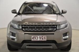 2014 Land Rover Range Rover Evoque L538 MY15 SD4 Pure Grey 9 Speed Sports Automatic Wagon Mansfield Brisbane South East Preview