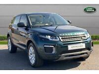 2016 Land Rover Range Rover Evoque 2.0 Td4 Se 5Dr Auto Hatchback Diesel Automati