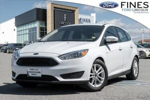 2015 Ford Focus SE - FINANCE FROM 2.9%, FORD CPO!
