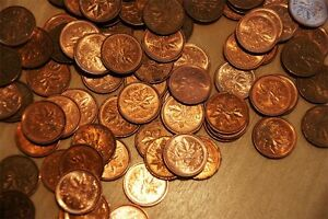 PENNIES, PENNY, COPPERS, PIN MONEY, FARTHING, CENT