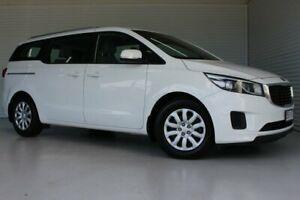 2017 Kia Carnival YP MY17 S White 6 Speed Semi Auto Wagon Parramatta Park Cairns City Preview