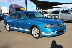 2006 Ford Falcon BF Mk II XR6 Blue 6 Speed Sports Automatic Sedan Mildura Centre Mildura City Preview
