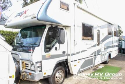 U3796 Sunliner Ambassador Luxury RV Living BIG In Size & Features Penrith Penrith Area Preview