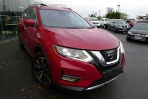 2018 Nissan X-Trail T32 Series II Ti X-tronic 4WD Red 7 Speed Constant Variable Wagon Hoppers Crossing Wyndham Area Preview