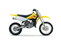 NEW 2014 Suzuki RM85 - BLOW OUT SPECIAL / $2999!!!!!