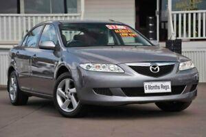 2005 Mazda 6 GG Series 2 Classic Grey Manual Kedron Brisbane North East Preview