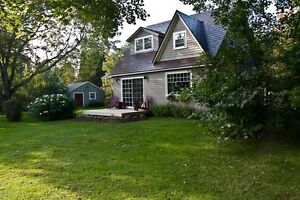 Charming Home at the end of Baddeck Bay. Live, Rent, Vacation...