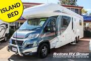 U3584 Auto Trail Comanche Luxury Masterpiece In AS NEW Condition Penrith Penrith Area Preview