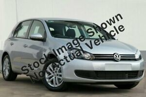 2012 Volkswagen Golf VI MY13 103TDI DSG Comfortline Silver 6 Speed Sports Automatic Dual Clutch Fyshwick South Canberra Preview