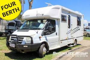 U3898 Sunliner Viva Seats & Sleeps 4 Travellers & Is Fully Loaded Penrith Penrith Area Preview