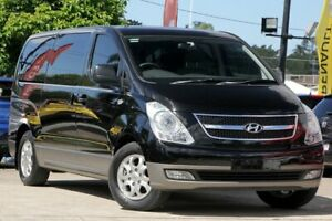 2014 Hyundai iMAX TQ-W MY13 Black 4 Speed Automatic Wagon