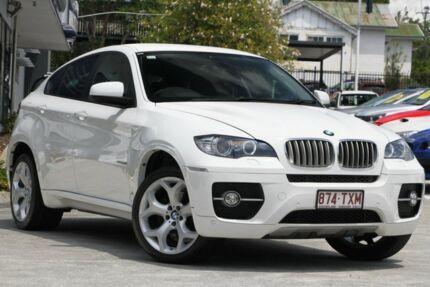2010 BMW X6 E71 MY11 xDrive35i Coupe Steptronic White 8 Speed Sports Automatic Wagon