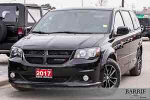2017 Dodge Grand Caravan ***GT MODEL***LEATHER***POWER SLIDING D