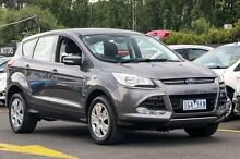 2014 Ford Kuga TF Ambiente (AWD) Grey 6 Speed Automatic Wagon Ringwood East Maroondah Area Preview