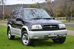 Suzuki Grand Vitara Wagon 2.5 V6 - Special Edition - 4x4 - 1999 North Wollongong Wollongong Area Preview