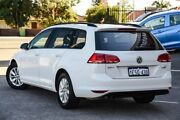 2015 Volkswagen Golf VII MY15 90TSI DSG White 7 Speed Sports Automatic Dual Clutch Wagon Bayswater Bayswater Area Preview