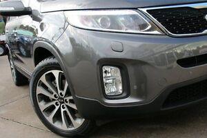 2012 Kia Sorento XM MY13 Platinum (4x4) Grey 6 Speed Automatic Wagon Dee Why Manly Area Preview