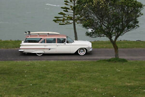 Wanted 1960 Chev wagon