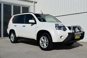 2013 Nissan X-Trail T31 Series V TS White 6 Speed Manual Wagon Rutherford Maitland Area Preview