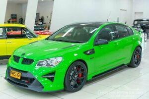 2017 Holden Special Vehicles GTSR W1 Gen F2 Green 6 Speed Manual Sedan Carss Park Kogarah Area Preview