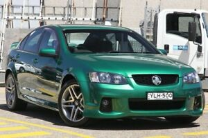 2011 Holden Commodore VE II MY12 SV6 Poison Ivy 6 Speed Sports Automatic Sedan