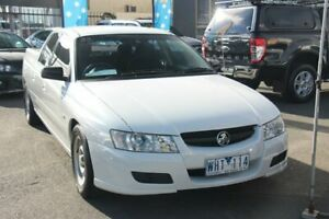 2007 Holden Crewman VZ MY06 White 4 Speed Automatic Utility Cheltenham Kingston Area Preview