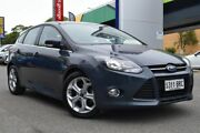 2013 Ford Focus LW MK2 Sport Grey 6 Speed Automatic Hatchback St Marys Mitcham Area Preview