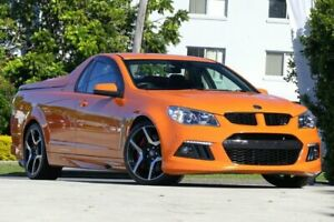 2013 Holden Special Vehicles Maloo Gen-F MY14 R8 Orange 6 Speed Sports Automatic Utility