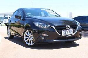 2015 Mazda 3 BM5438 SP25 SKYACTIV-Drive Black 6 Speed Sports Automatic Hatchback East Rockingham Rockingham Area Preview