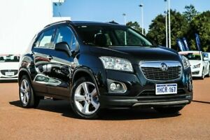 2014 Holden Trax TJ MY14 LTZ Black 6 Speed Automatic Wagon Rockingham Rockingham Area Preview
