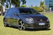 2013 Volkswagen Golf VII MY14 GTI DSG Grey 6 Speed Sports Automatic Dual Clutch Hatchback Burswood Victoria Park Area Preview