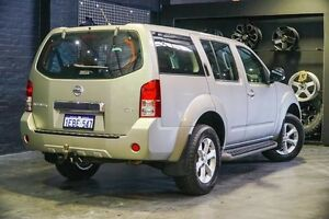2012 Nissan Pathfinder R51 MY10 ST Gold 5 Speed Sports Automatic Wagon Northbridge Perth City Area Preview