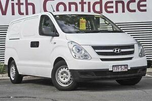 2011 Hyundai iLOAD TQ-V MY11 White 5 Speed Sports Automatic Van Mount Gravatt Brisbane South East Preview