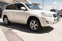 2011 Toyota RAV4 ACA33R MY11 Cruiser White 4 Speed Automatic Wagon Currimundi Caloundra Area Preview