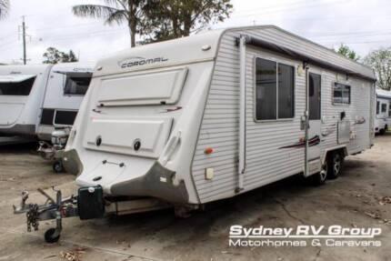 CU1065 Coromal Princeton 735 Spacious Self Contained Van