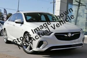2018 Holden Commodore ZB MY18 RS-V Liftback AWD White 9 Speed Sports Automatic Liftback Capalaba Brisbane South East Preview