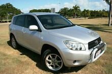 2006 Toyota RAV4 ACA33R CV Silver 4 Speed Automatic Wagon Townsville Townsville City Preview